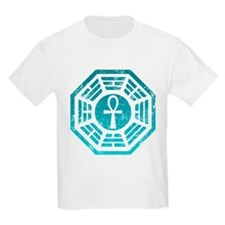 Dharma Blue Ankh T-Shirt