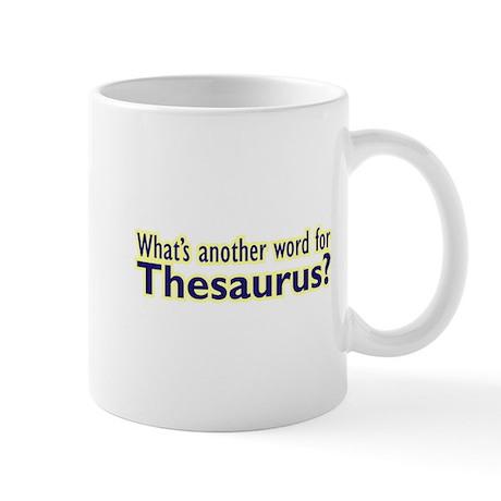 Thesaurus Mug