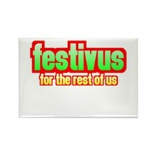 FESTIVUS Rectangle Magnet