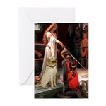 Accolade / Lab (Y-6) Greeting Cards (Pk of 20)