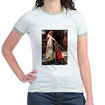 Accolade / Lab (Y-6) Jr. Ringer T-Shirt