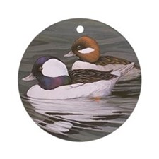 Bufflehead Ducks Ornament