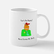 Here Comes Mr Smile Gifts Mug