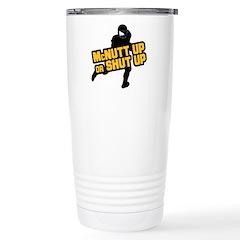 McNutt Up Stainless Steel Travel Mug