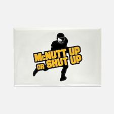 McNutt Up Rectangle Magnet