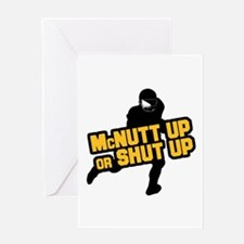 McNutt Up Greeting Card