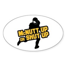 McNutt Up Decal