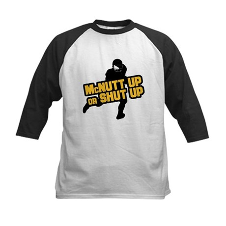 McNutt Up Kids Baseball Jersey