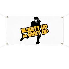 McNutt Up Banner