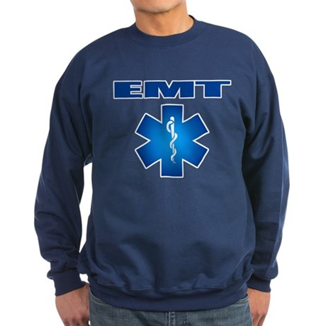 EMT - Sweatshirt (dark)