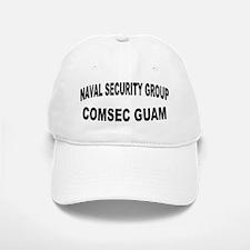 NAVAL SECURITY GROUP, COMSEC, GUAM Baseball Baseball Cap