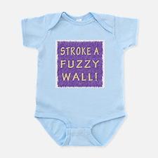 Fuzzy Wall Infant Bodysuit