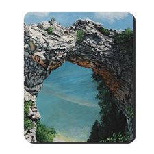 Arch Rock Mousepad