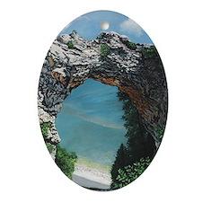 Arch Rock Ornament