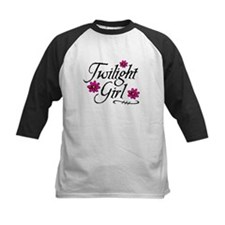 Twilight Girl Flowers Tee