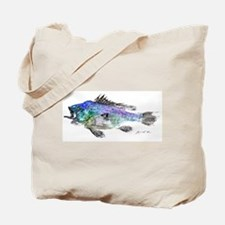 Black Sea Bass Tote Bag