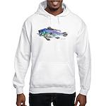 Black Sea Bass Hooded Sweatshirt