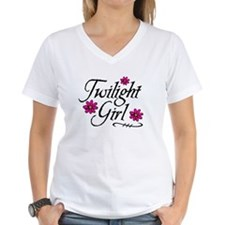 Twilight Girl Flowerz Shirt