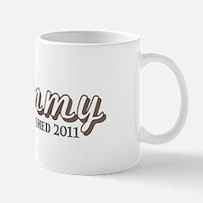 Mommy Est 2011 Mug
