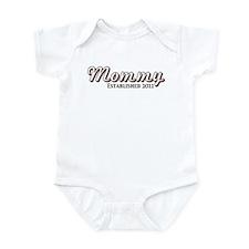 Mommy Est 2011 Infant Bodysuit