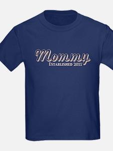 Mommy Est 2011 T