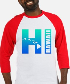 Hawaii Islands - Baseball Jersey