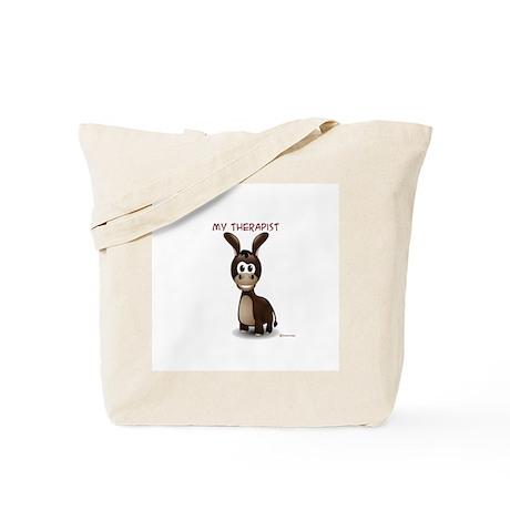 My Therapist Tote Bag