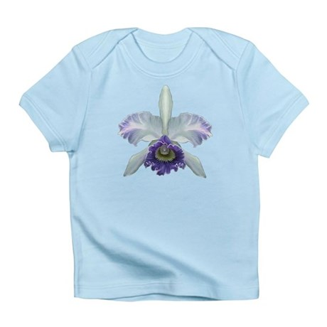 Blue Cat Orchid Infant T-Shirt