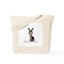 Equus Keepus Brokus Tote Bag