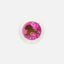 Dachshund Mini Button (10 pack)