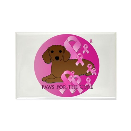 Dachshund Rectangle Magnet (10 pack)
