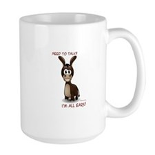 I'm All Ears Mug
