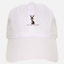 Ears big, Heart bigger Baseball Baseball Cap