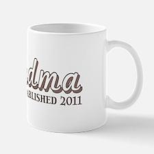 Grandma Est 2011 Mug