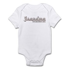 Grandma Est 2011 Infant Bodysuit