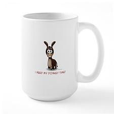 Donkey Time Mug