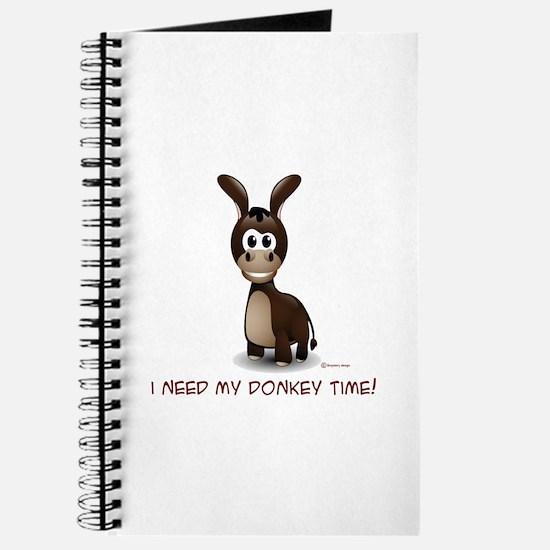 Donkey Time Journal