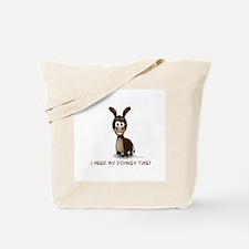 Donkey Time Tote Bag