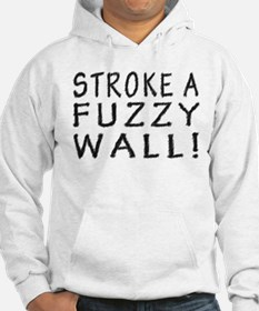 Fuzzy Wall Hoodie