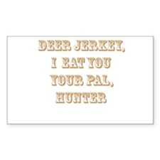Deer Jerky Decal