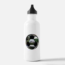 German Soccer Ball Water Bottle