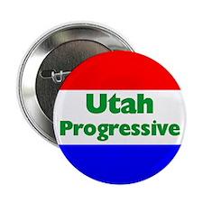 Utah Progressive Button