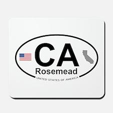 Rosemead Mousepad