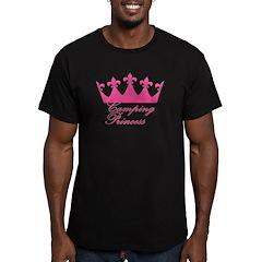 Camping Princess-Pink T