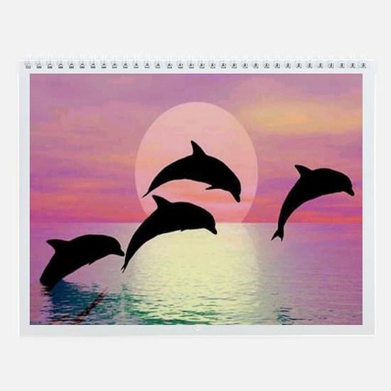 Dolphine's Cove Wall Calendar