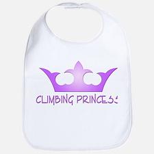 Climbing Princess Bib