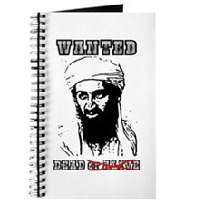 Osama Dead or Alive Journal