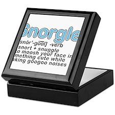 Snorgle Keepsake Box