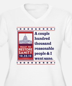 Went Sane T-Shirt