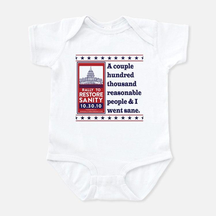 Went Sane Infant Bodysuit
